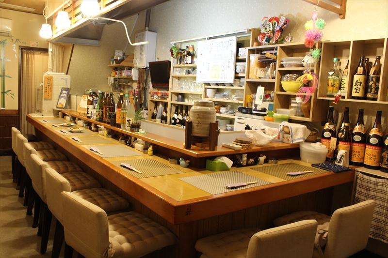 家庭料理入舟(いりふね)